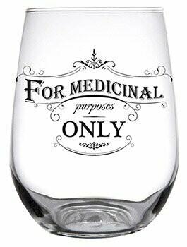 Medicinal Purposes Stemless