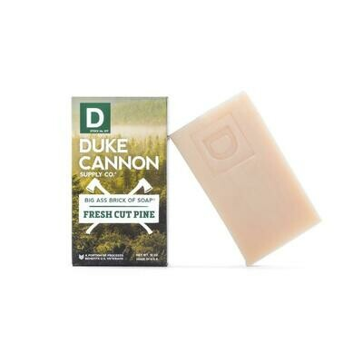 Duke Cannon Soap - Pine