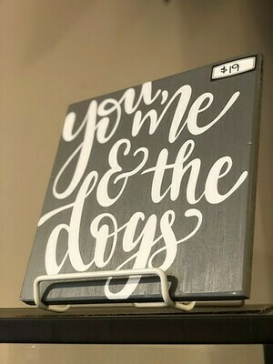 You, Me & the Dog