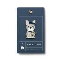 Frenchie Bulldog pin