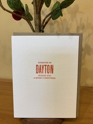 Dayton Merry Christmas