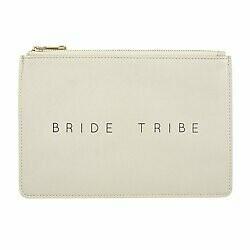 Bride Tribe pouch