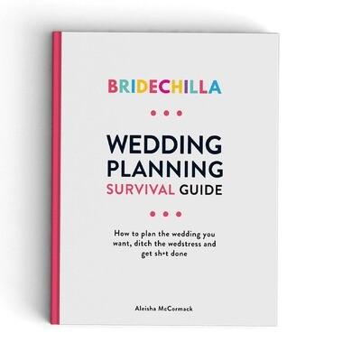 Bridechilla Wedding Planner