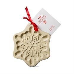 Snowflake Cookie Mold