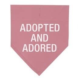 Adopted And Adored Bandanna