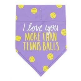 Tennis Balls Bandana