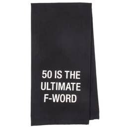 50 is Ultimate F-Word