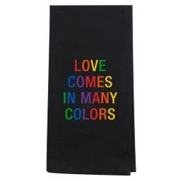 Love Comes In Many Colors