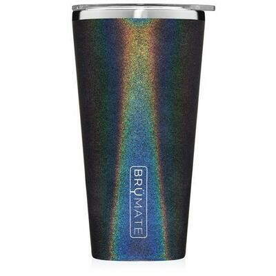 Imperial Pint Glitter Charcoal