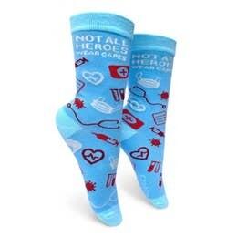 Medical Heroes Women's Crew Socks