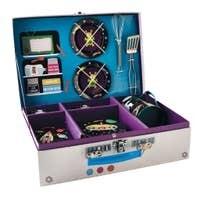 Space Tin Kitchen Set in Rectangular Case