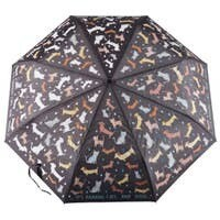 Raining Cats & Dogs Colour Changing Umbrella