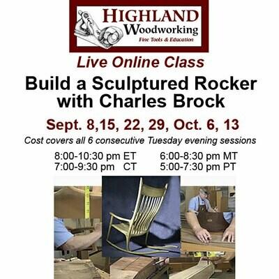 Build a Sculptured Rocker