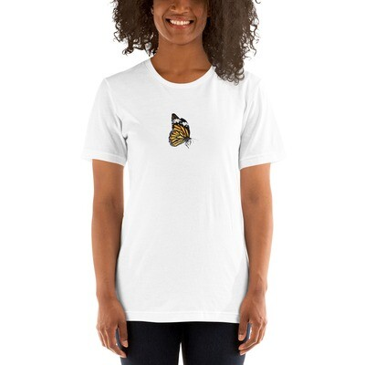 Butterfly Premium T-Shirt For Women
