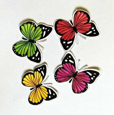 Butterfly Sticker Pack/ Sticker Set