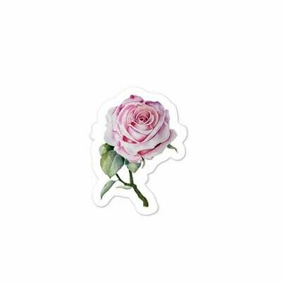 Flower Bubble-free sticker Pack