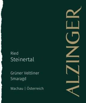 Alzinger  Grüner Veltliner Steinertal Smaragd 2015
