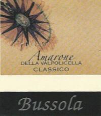Bussola Amarone Classico 2013