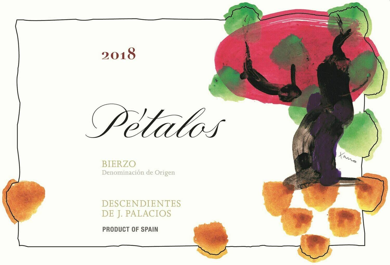 Descendientes de J. Palacios, Bierzo Pétalos 2017