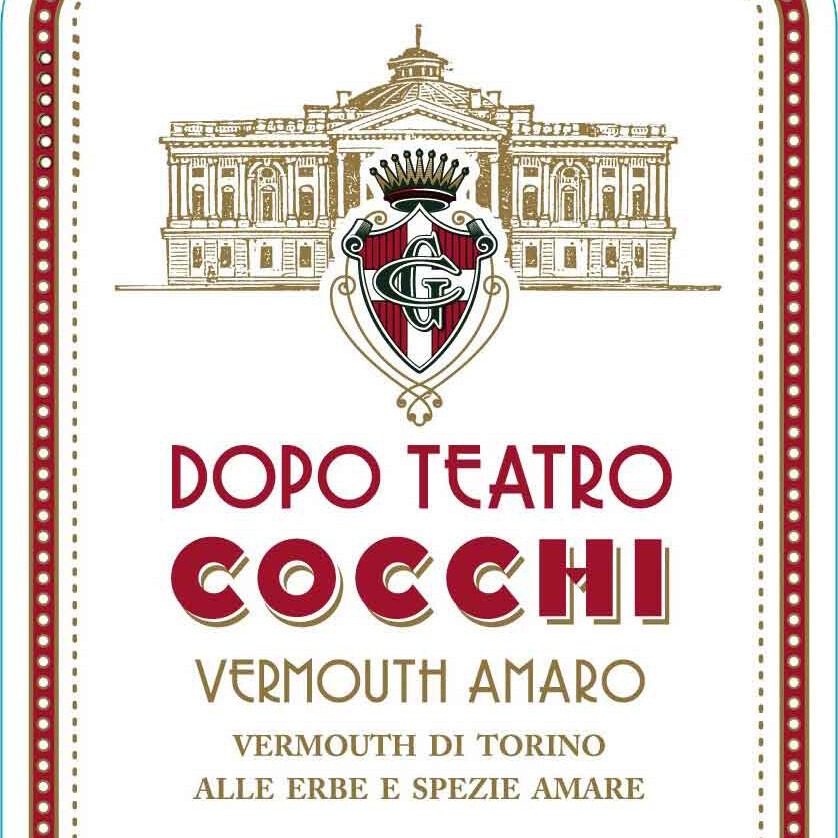 Cocchi Vermouth Dopo Teatro