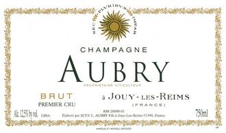 L. Aubry Fils, Champagne 1er Cru Brut NV