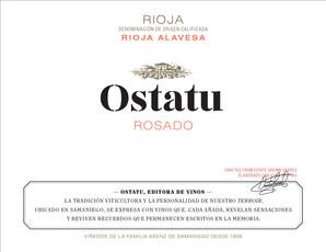 Bodegas Ostatu Rosado 2020