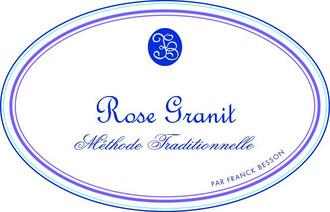 Domaine Franck Besson Rosé Granite 2018