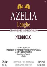 Azelia Nebbiolo 2018