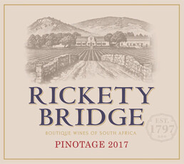 Rickety Bridge Pinotage 2018