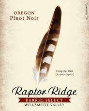Raptor Ridge Pinot Noir Barrel Select 2017