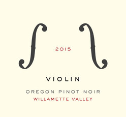 Violin Willamette Valley Pinot Noir 2018