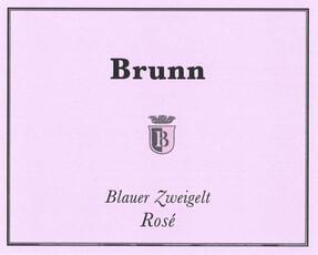 Weingut Brunn, Blauer Zweigelt Rosé 1L 2019
