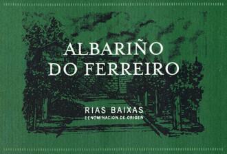 Do Ferreiro Albariño 2017