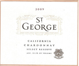 Domaine St. George Chardonnay 2017