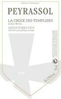 Commanderie de Peyrassol, Méditerranée La Croix Des Templiers Rosé 2019