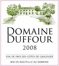 Duffour Cotes de Gascogne Blanc 2019