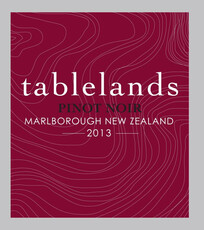 Tablelands Pinot Noir 2016