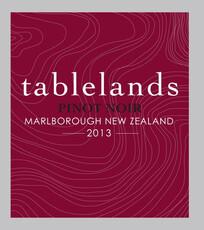 Tablelands Pinot Noir 2016