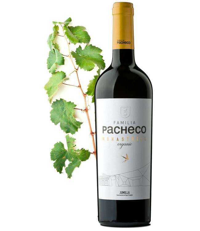Pacheco Organic Monastrell 2018
