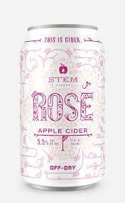 Stem Rosé Cider 4 x 12oz