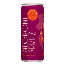 Straightaway Negroni Spritz 4 x 250ml