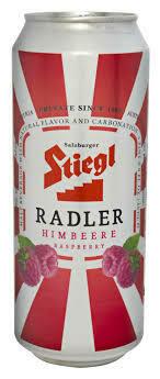 Stiegl Raspberry Radler 4 x 16oz