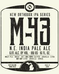 Old Nation M-43 NE IPA