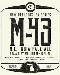 Old Nation M-43 NE IPA