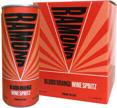 Ramona Blood Orange Wine Spritz 4 x 250mL