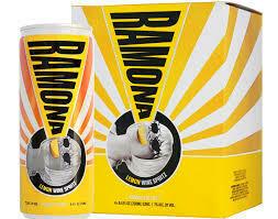 Ramona Meyer Lemon Wine Spritz 4 x 250mL