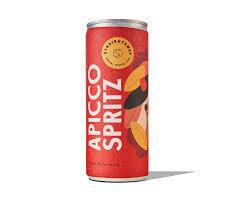 Straightaway Apicco Spritz 4 x 250ml