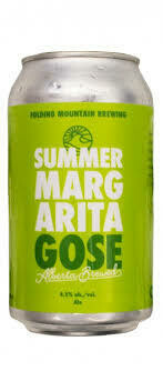 Appalachian Mountain Brewery Margarita Gose 6 x 12oz