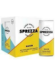 Sprezza Bianco Vermouth Spritz x 250ml