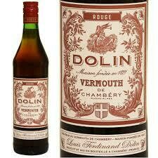 Dolin Vermouth de Chambéry Rouge